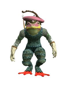This is 'Moonpuddles' my froglok Assassin in EQ2.  She is also my alchemist and makes potions and poisons.