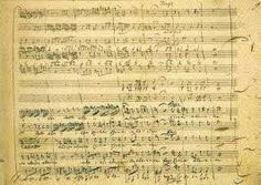 mozart sheet music - Google Search