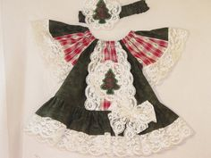 Hey, I found this really awesome Etsy listing at http://www.etsy.com/listing/115287921/children-clothing-christmas-dress