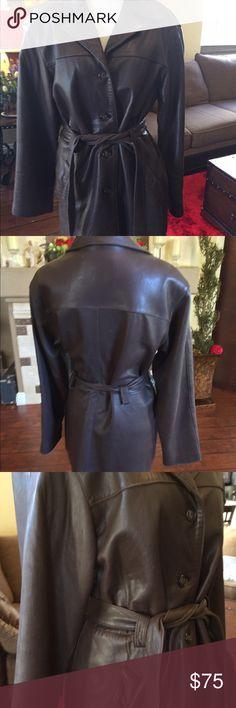 Brown soft leather jacket Soft amazing leather Jackets & Coats Blazers