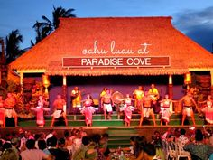 Things to Do in Oahu: Paradise Cove Luau | Club Narwhal