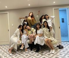 Kpop Girl Groups, Kpop Girls, Kim Sejeong, Girls Together, Ailee, Jeon Somi, Fan Picture, 2ne1, Ioi