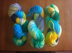 custom dye by knitterary
