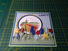Round Robin, Die Cut Cards, Marianne Design, Windmills, Card Designs, Cardmaking, Holland, Card Ideas, Images