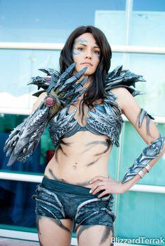 Witchblade SDCC 2011 by ~Ivy0 on deviantART