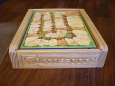 Custom Game Box for Carcassonne by Intarsiabydesign on Etsy