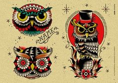 gufi_old_school_tattoo_owl