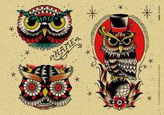 gufi_old_school_tattoo_owl