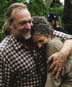 TWD-Greg with Carol