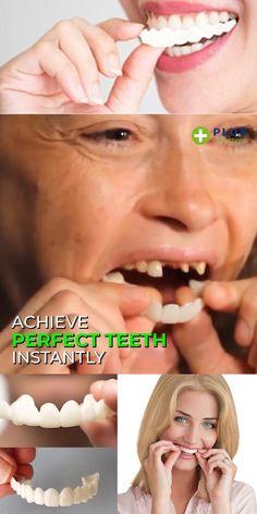 Perfect Teeth, Perfect Smile, Im Not Perfect, Teeth Care, Skin Care, Smile Teeth, Stained Teeth, Healthy Teeth, Teeth Whitening