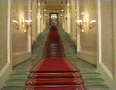 Parade Staircase at the Grand Kremlin Palace