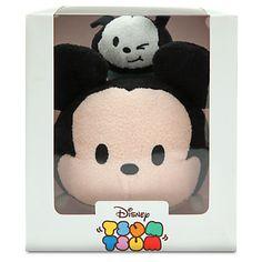 Small Mickey and Mini Winking Oswald - Disney Tsum Tsum - November 2015 Tsum Tsum Subscription Box