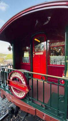 LILLY BELLE TRAIN AT DISNEYLAND Disney Planning, Disney Vacations, Disneyland, Train, Disney Resorts, Strollers