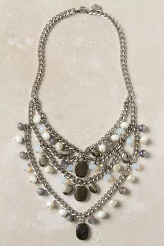 """Light show necklace"" anthropologie $68"