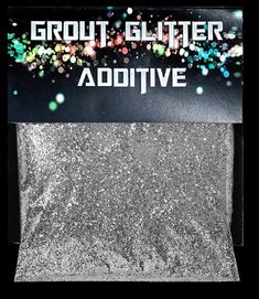 Grout glitter wall floor glass mosaic cheap tiles , silver or gold additive