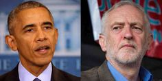 """Top News: """"UK POLITICS: Obama Says UK Labour Party Disintegrating Under Current Leader, Corbyn Hits Back"""" - http://politicoscope.com/wp-content/uploads/2016/12/Barack-Obama-and-Jeremy-Corbyn-Politics-USA-Politics-UK-Headline-News.jpg - Meanwhile, Liberal Democrat leader Tim Farron mocked Mr Corbyn over the US President Barack Obama's comments, calling thema """"wake up call"""" for Labour.  on Politics: World Political News Articles, Political Biography: Politicoscope - http://po"""