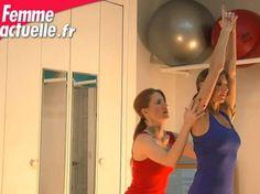 Vidéo de yoga : des exercices brûle graisses