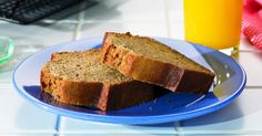 AllWhites and Better'n Eggs: Heart Healthy Banana Bread Recipe Heart Healthy Banana Bread Recipe, Low Fat Banana Bread, Banana Bread Recipes, Apple Coffee Cakes, Healthy Snacks For Diabetics, Diabetic Snacks, Diet Desserts, Ww Recipes, Kitchens