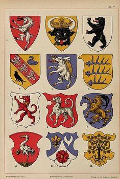 Medieval, Crest Tattoo, Family Shield, Arm Art, Knight Art, Shield Design, Badge Design, Knights Templar, Family Crest