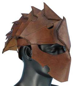 Our LARP Assassin helm! @ TheVikingStore.co.uk