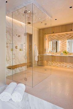 Image result for barrier free shower