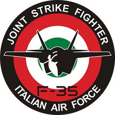 Lightning II Aeronautica Militare Men's Premium T-Shirt Air Fighter, Fighter Jets, Air Force Patches, F35, Military Insignia, Types Of Printing, Us Air Force, Graphic Design Posters, Logo Branding