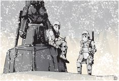 McQuarrie Concept Snowtroopers