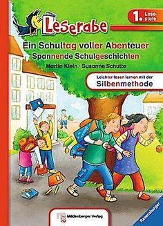 BUCH - Ein Schultag voller Abenteuer - Martin Klein