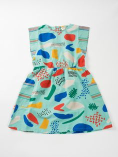 Bobo, Choses, BoboChoses, Spring, Summer, 2016, SS16, Der, Blaue, Reiter, Big, Fruits, Princess, Dress, Matisse