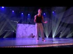 Kent and Sasha killed this... mmmm... Tyce Diorio is amazing    So You Think You Can Dance Season 8 Sasha Top 6 Wall Dance