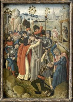 Retable of the Passion by Master Arnt, Paris, c. 1483 http://www.photo.rmn.fr/archive/06-522731-2C6NU0PA2KVT.html