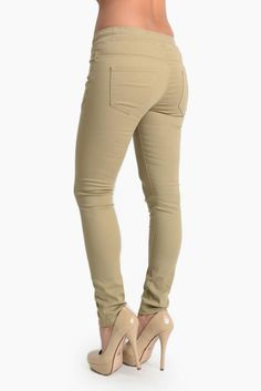 Stay effortlessly cool and comfortable with the popular and versatile  skinny fit pants! What separates 13d6ab4c41