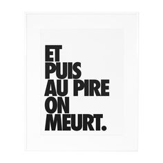 ET PUIS AU PIRE ON MEURT Best Lyrics Quotes, Good Music Quotes, Inspirational Quotes From Books, Small Quotes, Book Quotes, Happy Relationship Quotes, New Life Quotes, Funny Quotes About Life, Beautiful Short Quotes
