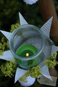 Candle-Light-Garden - Kerzenständer aus Dosen