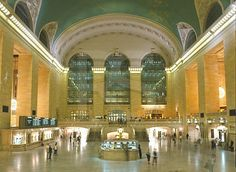 my favorite building. Grand Central Station NYC