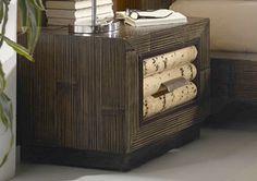 Bambus Nachttisch RUMBA café Nachkästchen Nacht Konsole Beistelltisch Bambusbett in Möbel & Wohnen, Möbel, Nachttische & Nachtkonsolen | eBay