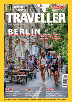 Édition: La intercession berlinoise [for National Geographic Traveller UK] Uk Magazines, Travel Magazines, Urban Stories, Berlin, National Geographic Travel, Subscription Gifts, Specials Today, Weekend Trips, Travel Photography