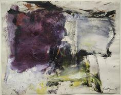 Untitled, Grace Hartigan, 1959
