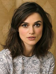 Gallery For > Keira Knightley Hair 2014