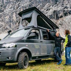 Multi Camper Glowacz campervan
