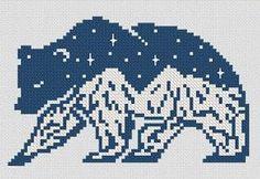 Simple Cross Stitch, Cross Stitch Flowers, Cross Stitch Charts, Cross Stitch Embroidery, Cross Stitch Patterns, Filet Crochet Charts, Knitting Charts, Knitting Patterns, Needlepoint Patterns