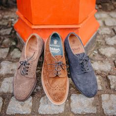New arrivals to the iconic Tricker's Bourton range for Which will you choose? Trickers Shoes, Men's Shoes, Dress Shoes, Brand Collection, Robin, Oxford Shoes, Spring Summer, Footwear, Range