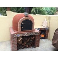 Portuguese outdoor oven... I want this for my home!!