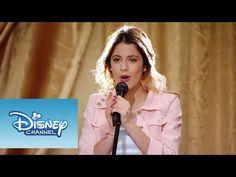"""Violetta: Momento Musical: Violetta y Ludmila interpretan """"Más que dos"""" - YouTube"""