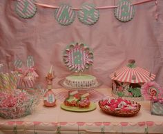 Pink Circus