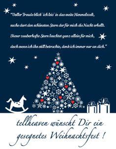 Wie wäre es mit einem Weihnachtsstern? Unter www.tellheaven.com