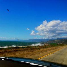 Santa Barbara, California. Road Trip.