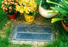 """Jim Backus  The voice of Mr. Magoo and 'Thurston Howell' on the classic 1960s television show """"Gilligan's Island.""""  Burial:  Westwood Memorial Park  Los Angeles  Los Angeles County  California, USA  Plot: Section D, #203"""