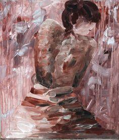 acrílico sobre fibrofácil by Pao López #arte #art