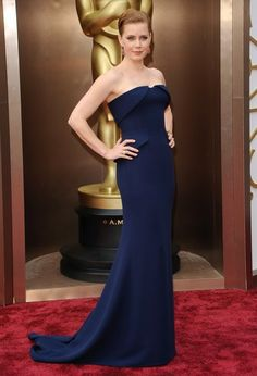 Amy Adams - Arrivals at the 86th Annual Academy Awards